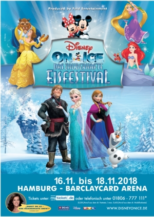 Disney On Ice River Concerts